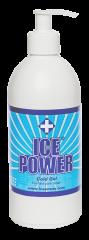 ICE POWER KYLMÄGEELI 400 ML