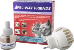 FELIWAY FRIENDS HAIHDUTIN JA LIUOS 48 ml