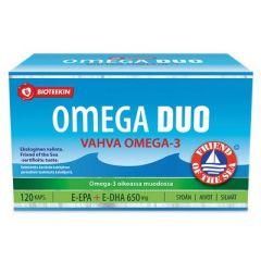 OMEGA DUO E-EPA+E-DHA 120 kaps